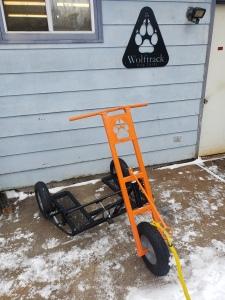 Orange Alpha Model Dog Rig